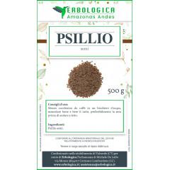 Psillio semi 500 grammi