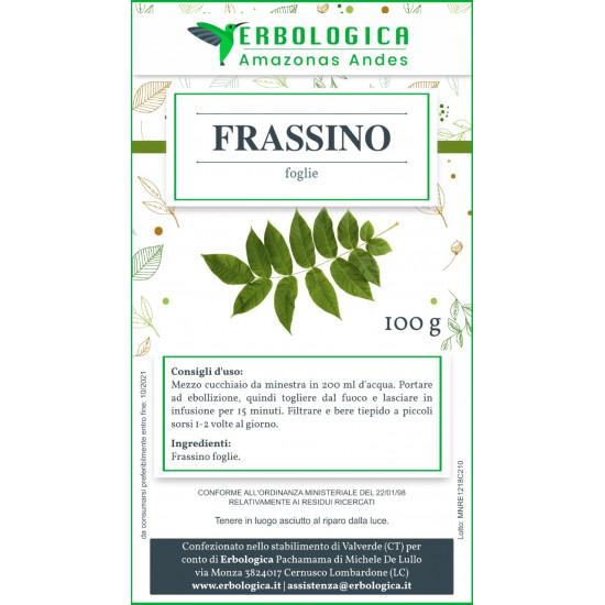 Frassino foglie tisana 500 grammi