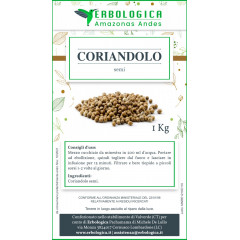 Coriandolo semi tisana 1 kg