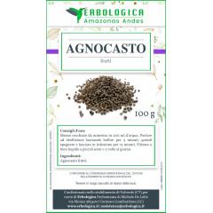Agnocasto frutti tisana 500 grammi
