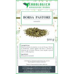 Borsa pastore pianta taglio tisana 500 grammi