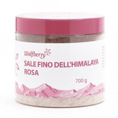 Sale fino rosa dell'himalaya