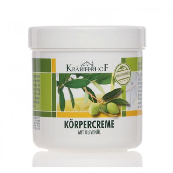 Krauterhof crema corpo all'olio di oliva 250ml
